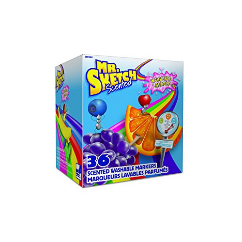 Mr. Sketch Markers (36 count)