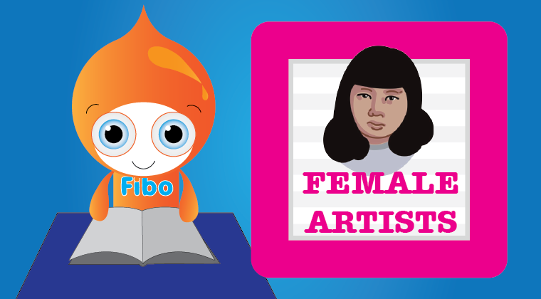 K2 Reading: Famous Female Artists
