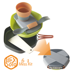 Hex Solo 6-in-1 Mess Kit