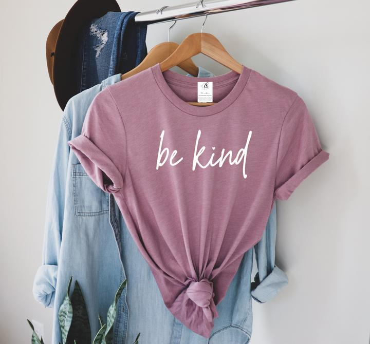 Boyfriend Tee - Be Kind