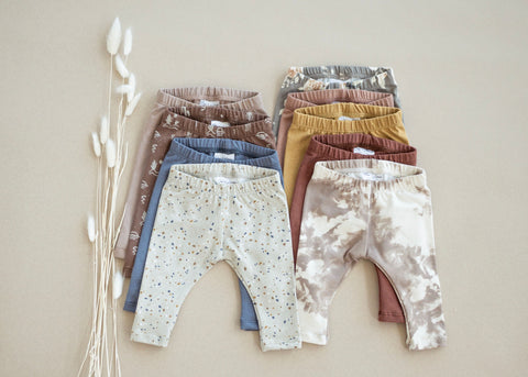 Jax + Lennon - From the Earth - FW20 Newborn Leggigs