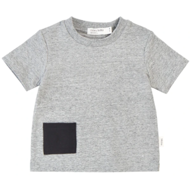 "Tee w/ Patch Pocket - ""Basics"" 