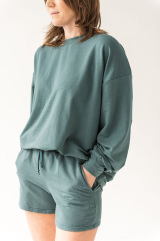 Oversized Crew - Ladies