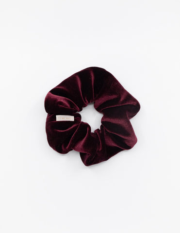 Scrunchie - Bordeaux Crush