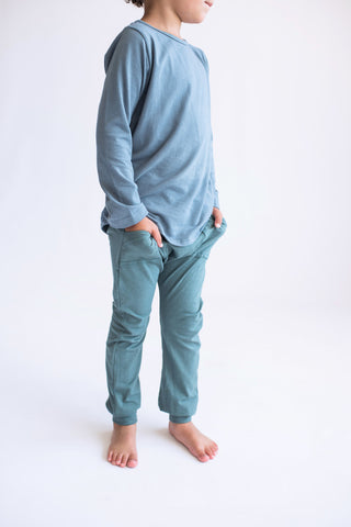 Tiny Button - Harem Joggers