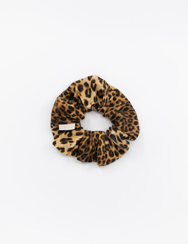 Scrunchie - Haute as Leopard