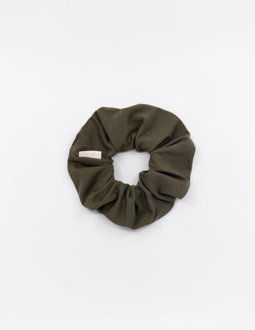 Scrunchie - Martini Olive