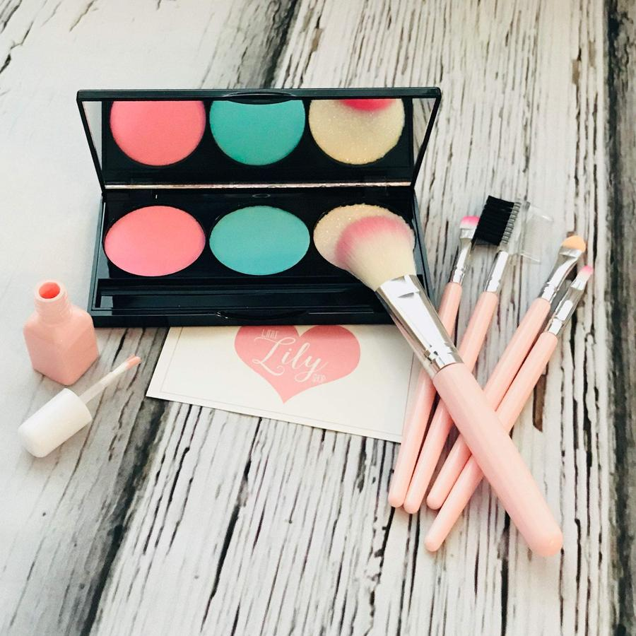 Little Lily Shop Makeup - Pastel Collection