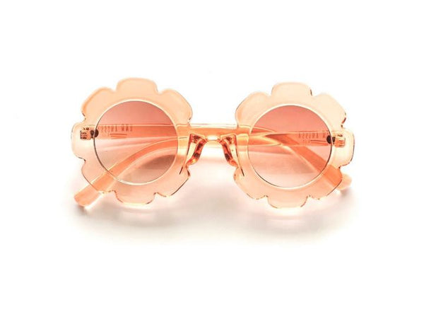 Umm Anissa - Sunnies Flower - Rose Gold