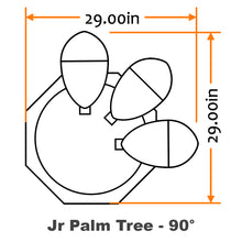 Load image into Gallery viewer, Jr Palm Tree