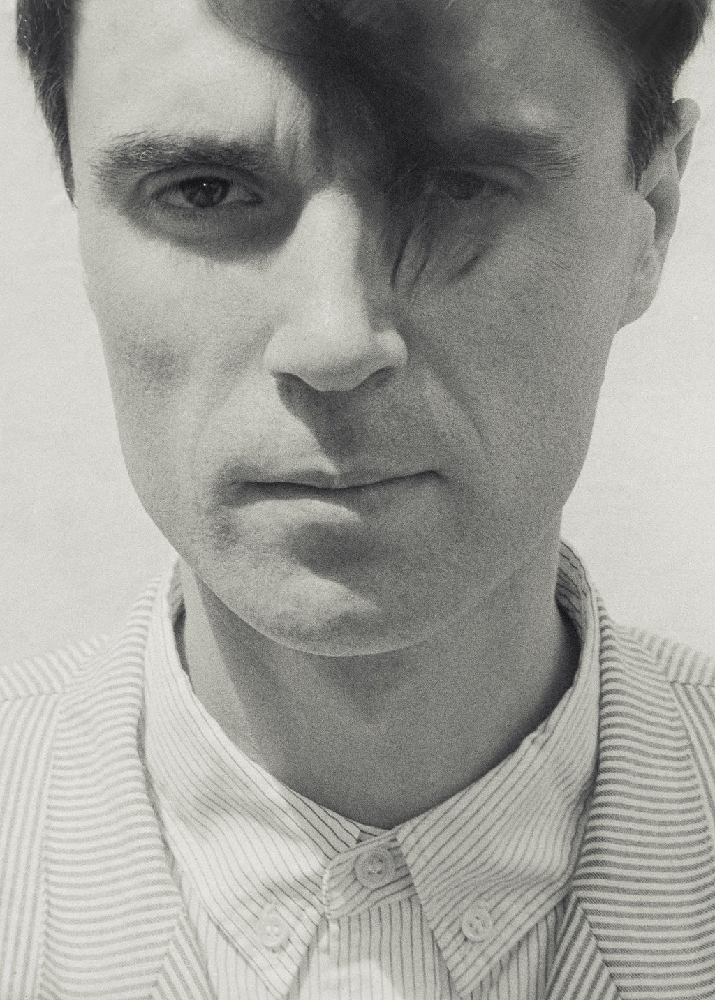 Portrait by Ole Christiansen - David Byrne Fine-art photography Ole Christiansen