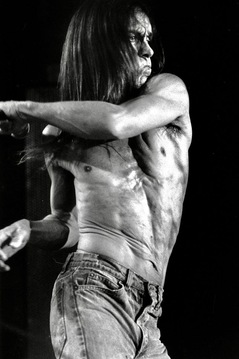 Iggy Pop Fine-art photography Gorm Valentin