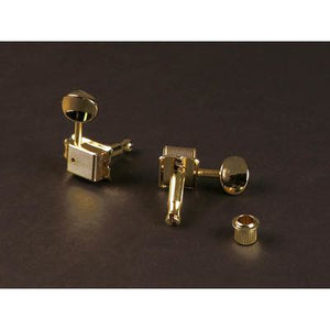 GOTOH machine heads for guitar, 6x left, Gold