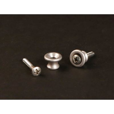 Gotoh Master Relic Collection strap buttons with screws