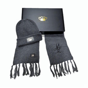 MVL Winter set giftbox - Grey