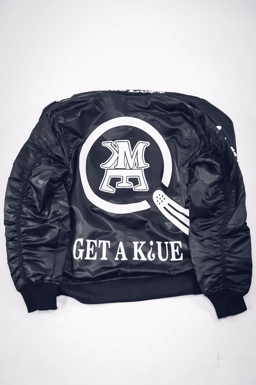 Klueless Bomber Jacket