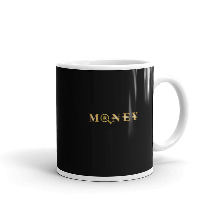 Gold Money Mug
