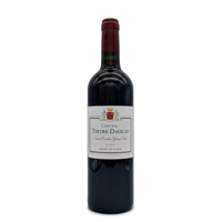 Château Tertre Daugay, Saint-Emilion Grand Cru, rouge