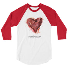 Load image into Gallery viewer, FAMASLOOP - CORAZÓN 3/4 sleeve