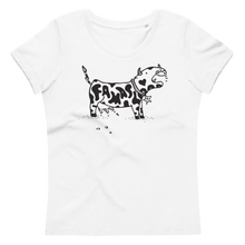 Load image into Gallery viewer, FAMASLOOP - VACA Women's eco tee