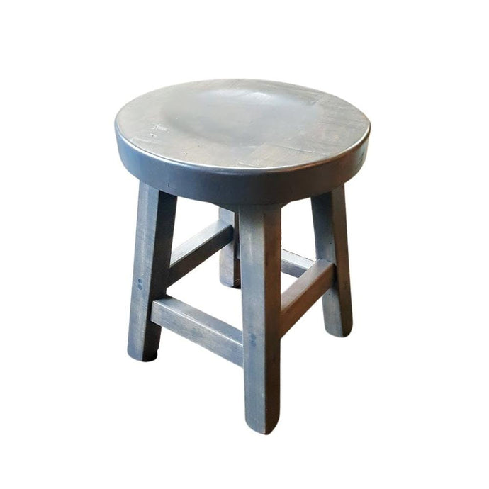Rustic Round Stop Stool