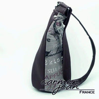 Bonnie Bucket Bag - Café - Mini