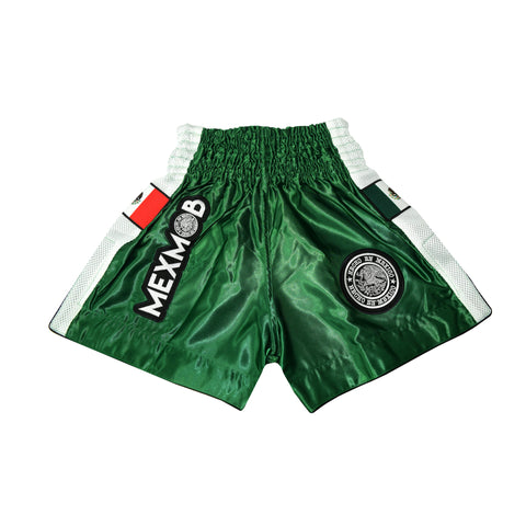 SHORT MUAY THAI VERDE