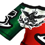 MEXMOB REVOLUTION MMA Jiu Jitsu Grappling Compression Shorts