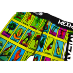 MEXMOB LOTERIA MMA Jiu Jitsu Grappling Compression Shorts