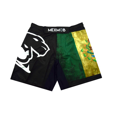 MEXMOB FLAG MMA JIU JITSU NOGI FIGHT SHORT