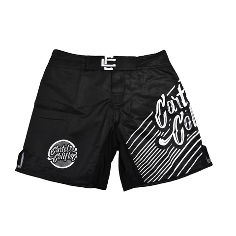 CARTEL COLIFLOR MMA JIU JITSU NOGI FIGHT SHORT