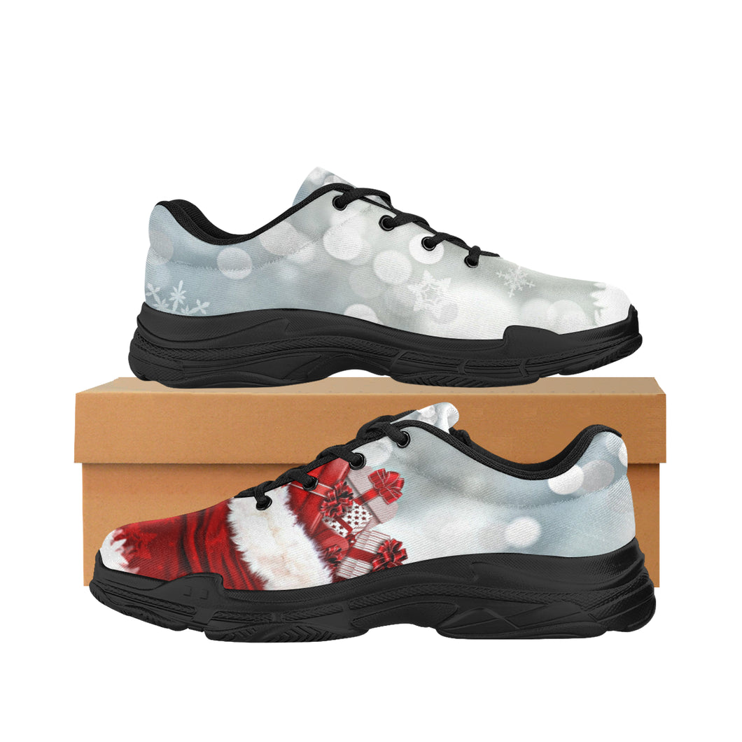 Christmas novelty  Men's lyra Chunky Shoes