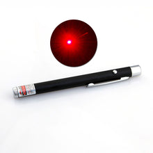 Load image into Gallery viewer, Portable 650nm Visible Red Light Beam Laser Pointer Pen for PPT Presentation