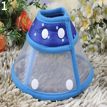 Load image into Gallery viewer, Puppy Pet Dog Cat Comfy Cone Neck Collar Anti-Bite Medical Recovery Protection