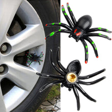 Load image into Gallery viewer, 4Pcs Spider Universal Car Truck Wheel Tire Air Valve Stem Anti-dust Cover Caps