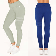 Load image into Gallery viewer, Sports Women Slim Elastic Outdoor Yoga Fitness Sweatpants Long Pants Trousers