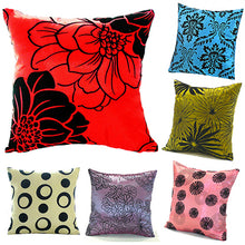 Load image into Gallery viewer, Home Sofa Bed Car Square Decorative Throw Pillow Case Cushion Cover