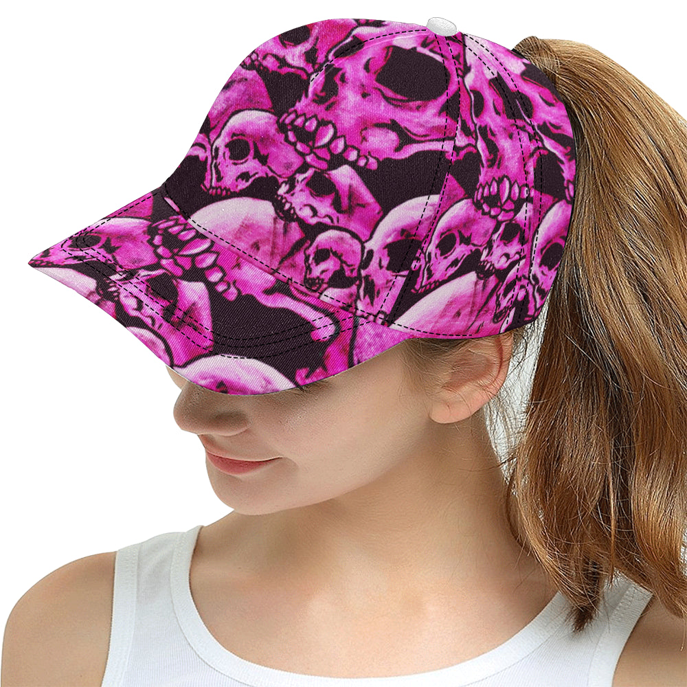 All Over Print Snapback Cap