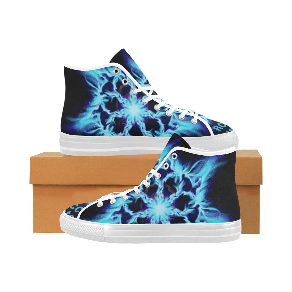 Vancouver High Top Canvas Women's Shoes