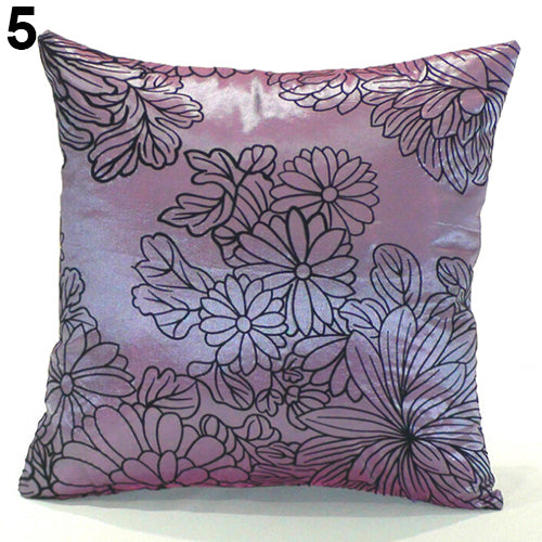 Home Sofa Bed Car Square Decorative Throw Pillow Case Cushion Cover