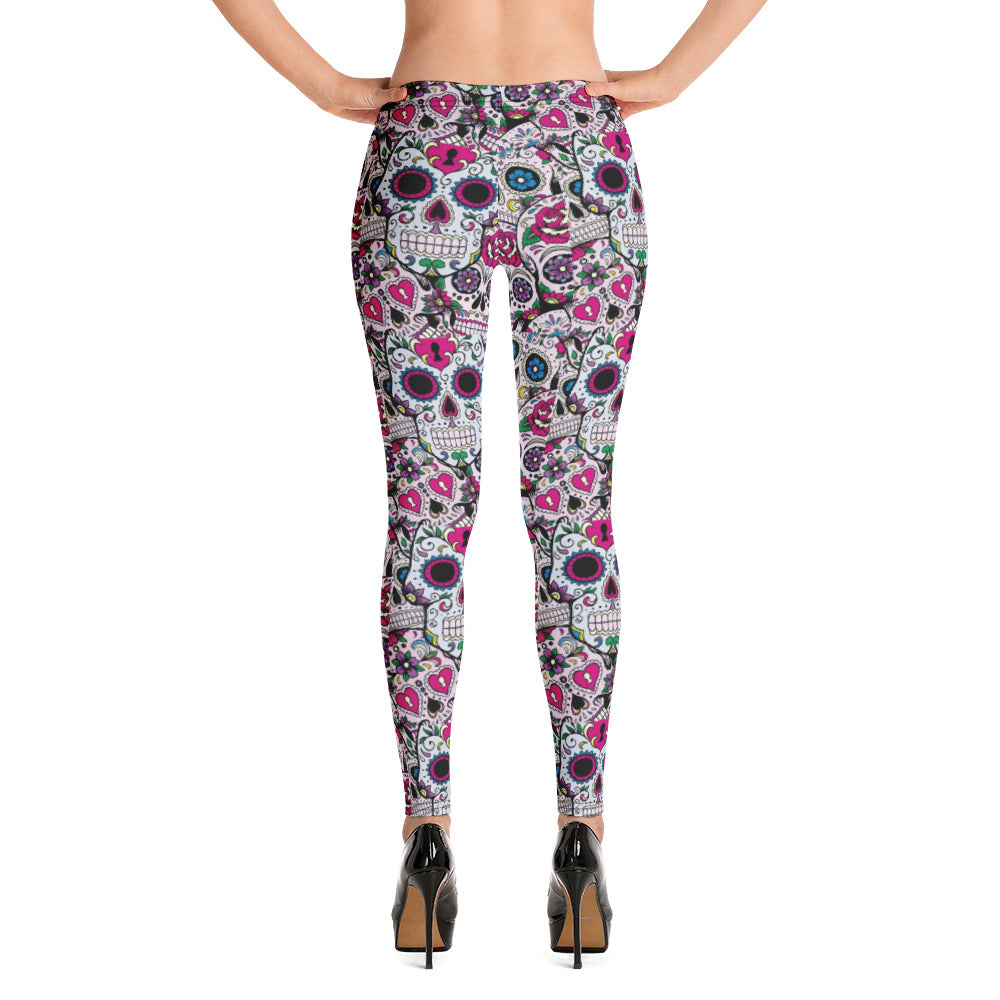 Skull candy patterned Leggings
