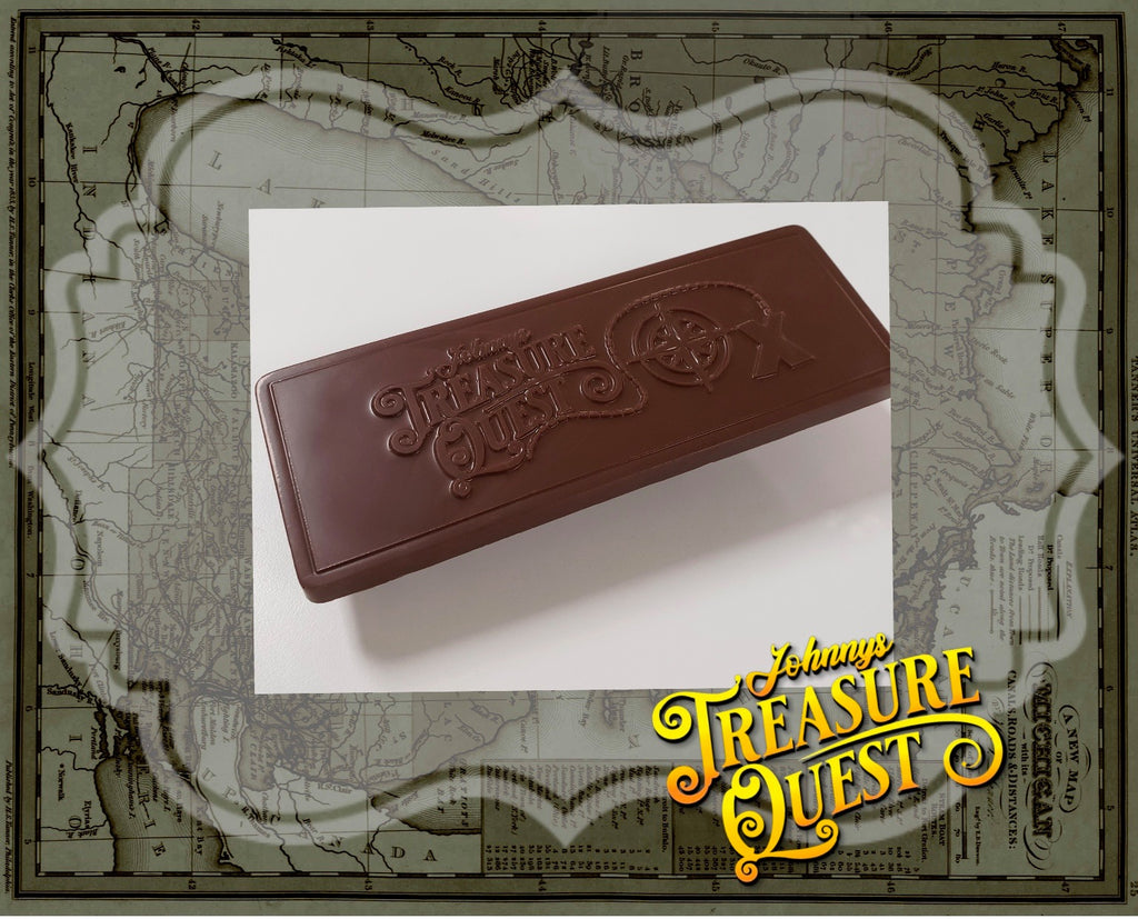 JTQ Chocolate Bars - 100 Bars (6033877565608)