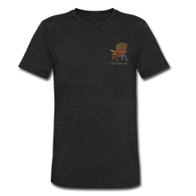 Load image into Gallery viewer, Bonfire Short Sleeve Tee - heather black