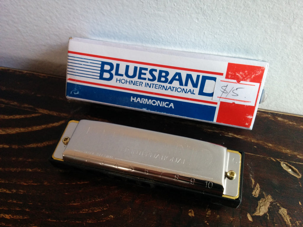Bluesband Harmonica in C