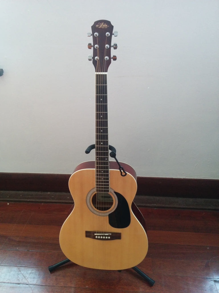 Aria Acoustic Guitar ARAF15