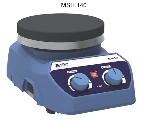 Magnetic Stirrer with Hotplate, (MSH 140, MSH 140 Digital)