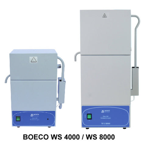 Water Stills WS 4000 / WS 8000