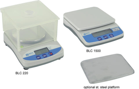 Basic Weighing Balances, BLC Series