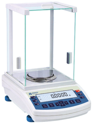 Standard Analytical Balance with automatic internal calibration, BAS Plus Series