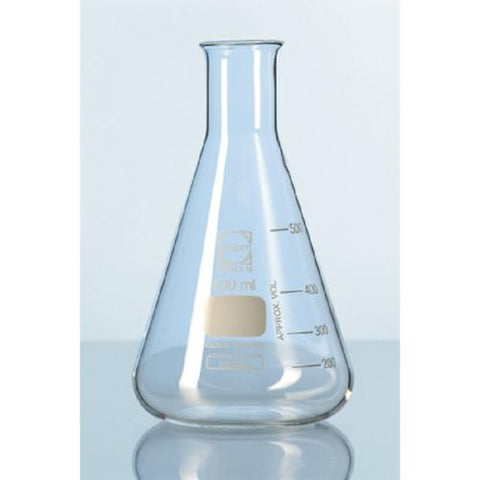 Duran® Super Duty Erlenmeyer Flask with reinforced rim